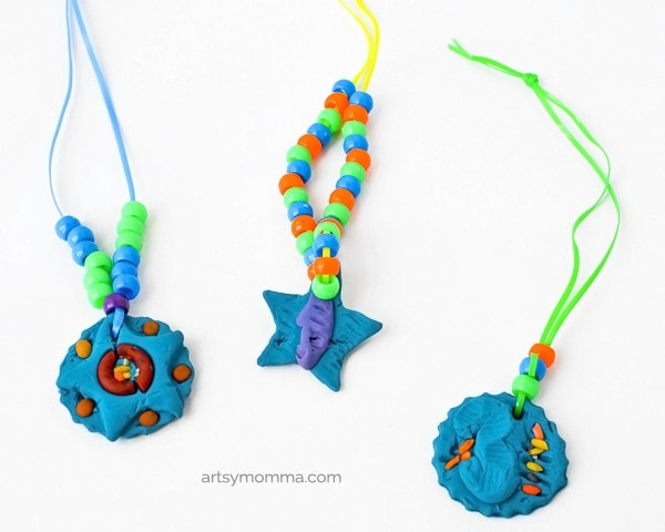 DIY Clay Medals - Kids Craft