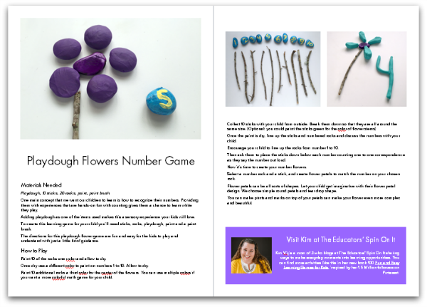 Play-based Math Activities & more!