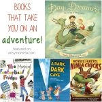 Kids books that take you on an adventure!