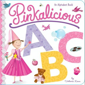 Pinkalicious ABC - An Alphabet Book
