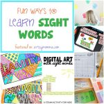 Effective Sight Word Activities for Preschoolers
