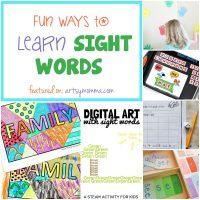 Effective Sight Word Activities for Preschoolers