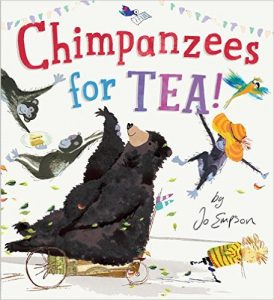 Chimpanzees for Tea Book Review