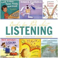 Kids Books: Learning the Importance of Listening