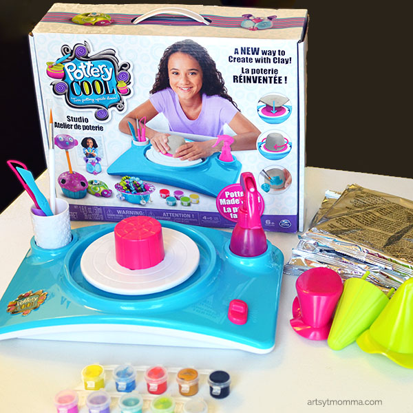 Pottery Cool Craft Kit Review