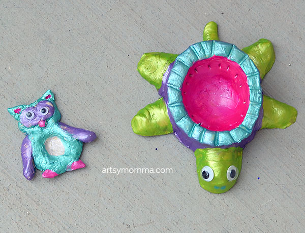 DIY Clay Crafts for Kids