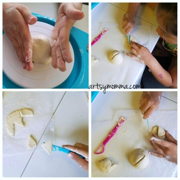 Kids Pottery Craft Ideas