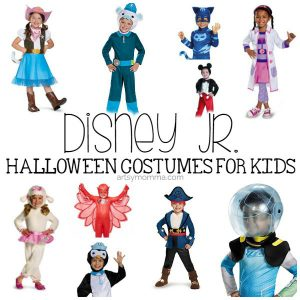 25 of the cutest Disney Junior Halloween Costumes and Accessories for Kids