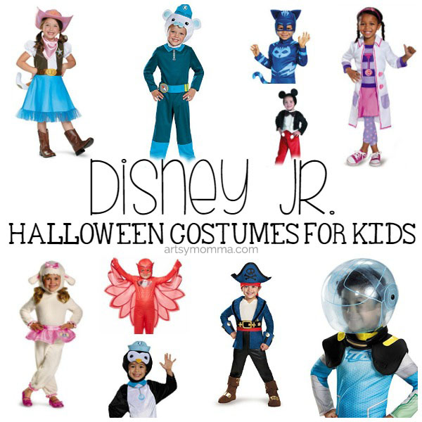 25 of the cutest Disney Jr. Costumes and Accessories for Kids