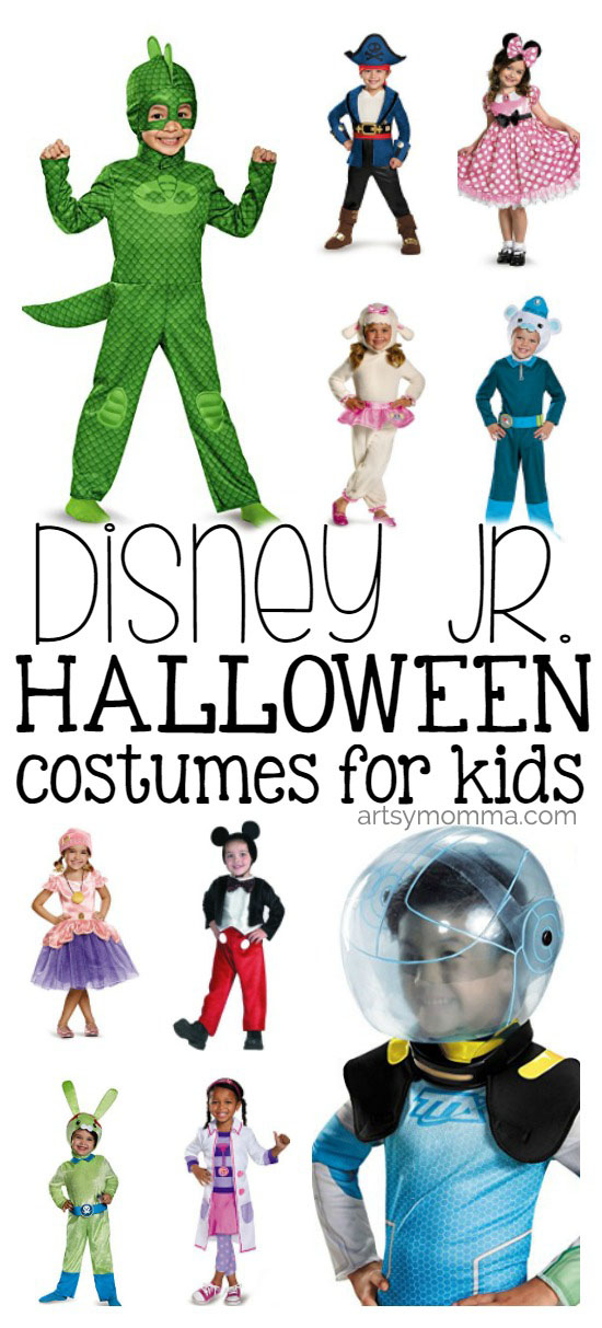 25 Disney Jr Halloween Costumes - from Doc McStuffins to PJ Masks