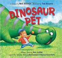 Dinosaur Pet Book for Kids