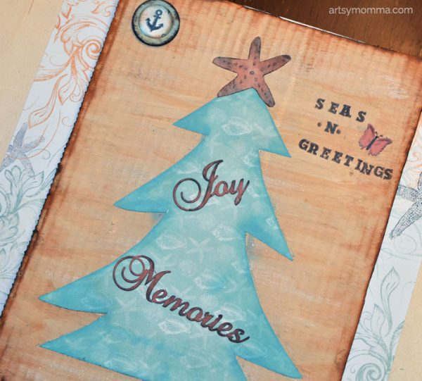 Nautical Beach DIY Christmas Project