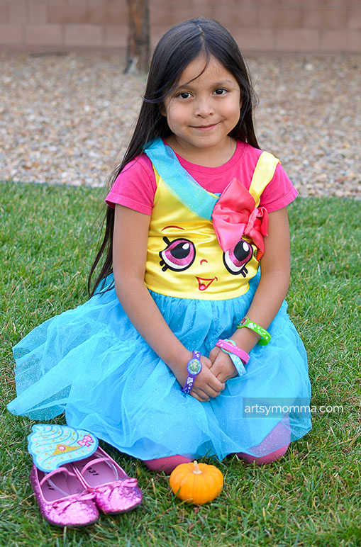 Shopkins® Cupcake Queen Costume for Halloween or Pretend Play