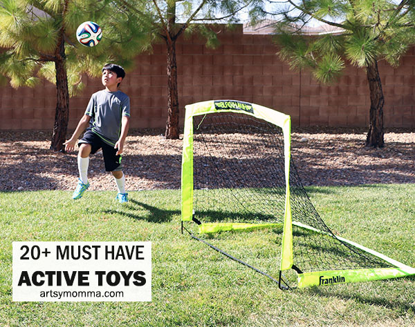 20 Super Fun Toys That Keep Kids Active