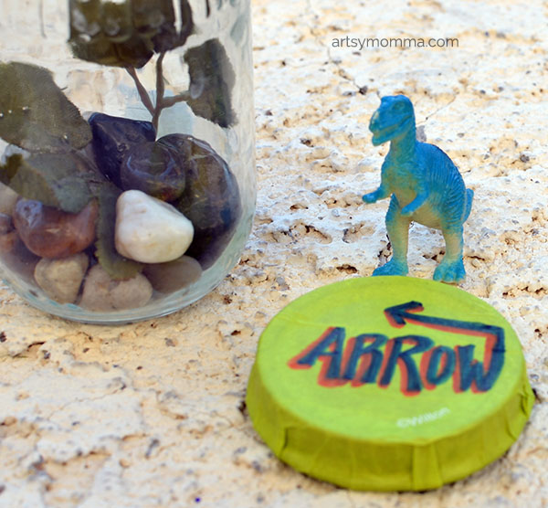 Mini Dinosaur Pet Theme for Preschoolers