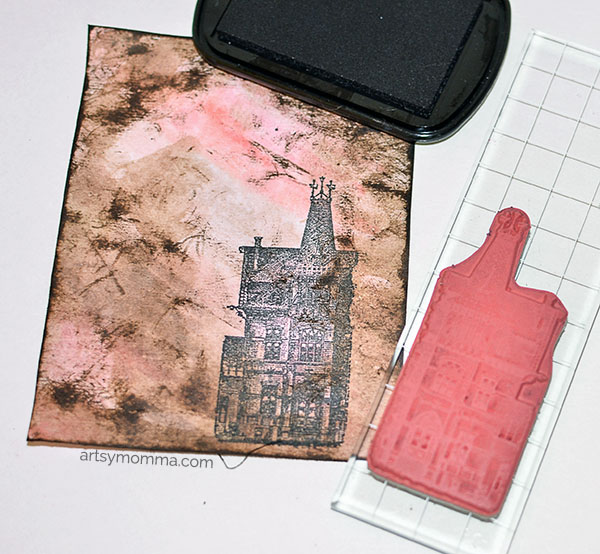 tim-holtz-distress-ink-card-for-halloween