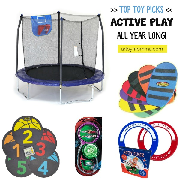 Top 20 Active Toys for Kids