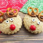 Crafty Nutella Reindeer Sandwich Tutorial