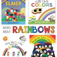 Charming Books About Rainbows and Colors