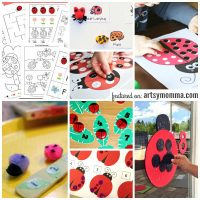 Creative Ways to Learn with Ladybugs in Preschool