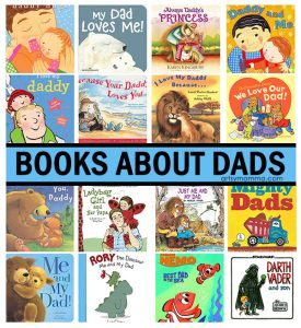 Father's Day Book Suggestions - Huge List!