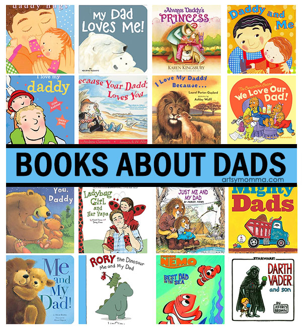 Father's Day Books - Huge List!