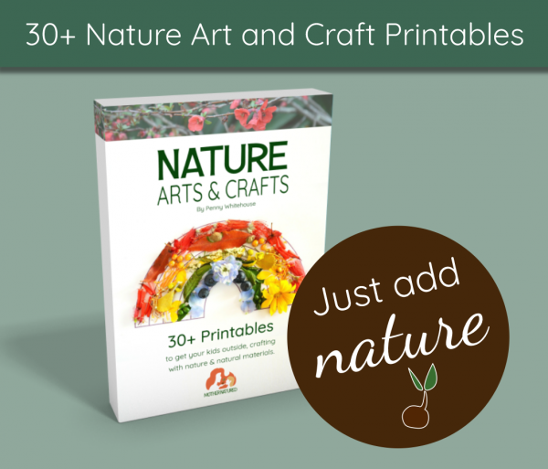 Nature Art eBook for Kids