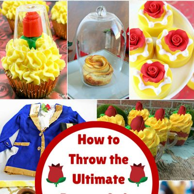 Enchanting Beauty and The Beast Party Ideas – Planning Guide