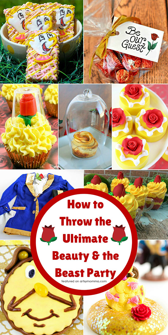 Ultimate Guide to Enchanting Beauty and the Beast Party Ideas