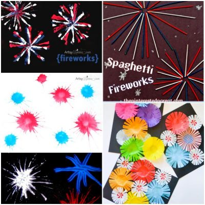 4th of July Crafts that are fun to make!