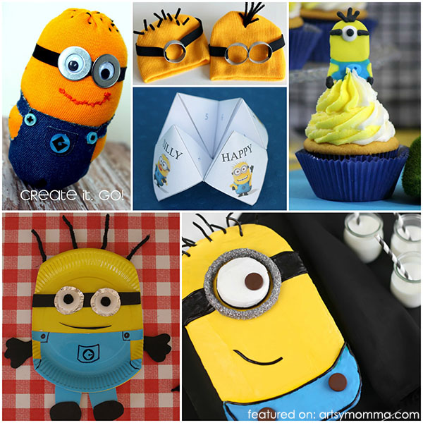 Minions Cake & Party Cakes Ideas