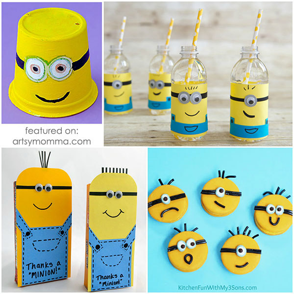 Despicable Me Minions Party Ideas