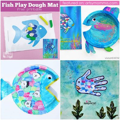 The Rainbow Fish Book Extensions