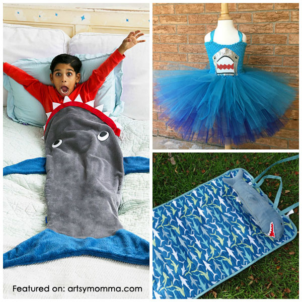 Super Cool Shark Toys, Clothes, Blankets & More!