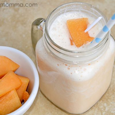 Delicious Cantaloupe Smoothie Recipe for Kids