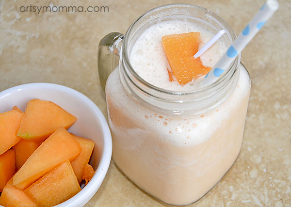 Smoothie Recipe Using Cantaloupe