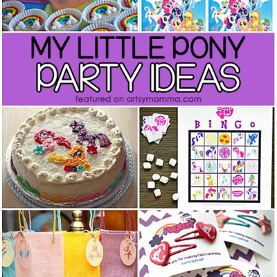 My Little Pony Party Ideas Kids Will Love!