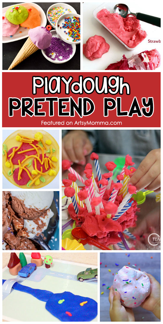 Super Fun Playdough Activities for Inspiring Creative Play
