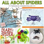 All About Spiders: Book Theme including spider activities and crafts