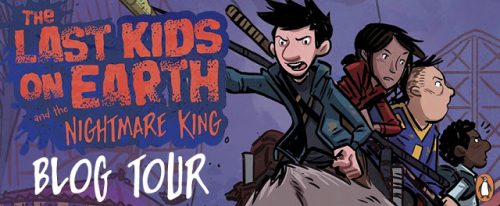The Last Kids on Earth Blog Tour