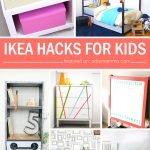 Clever IKEA Hacks For Kids
