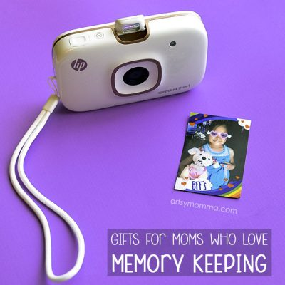 Gift Ideas for the Mom Who Loves Preserving Memories