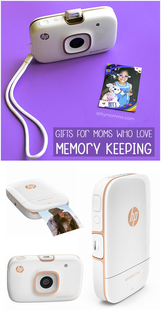 Gift Guide for Moms Who Love Memory Keeping