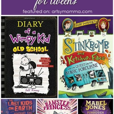 Laugh Out Loud Books for Tweens