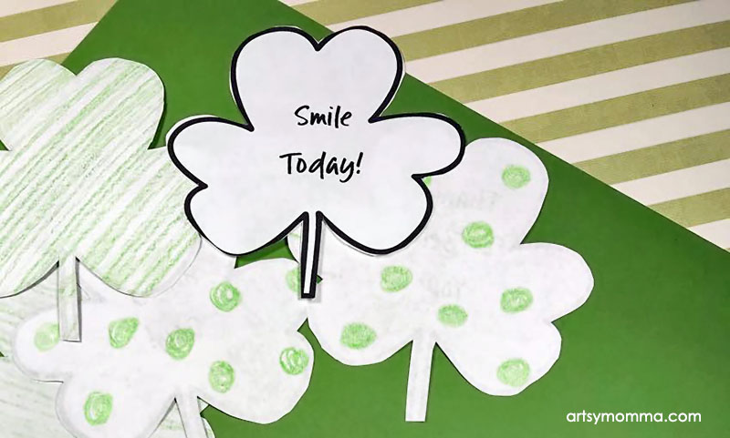 Spreading Kindness with a Simple St Paddy's Day Printable for Kids