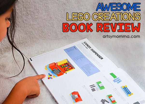 Lego Tutorials Book Review for Kids