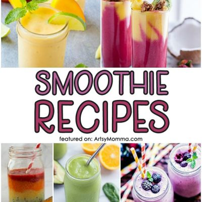 List of Delicious Smoothie Recipes to Make For Breakfast