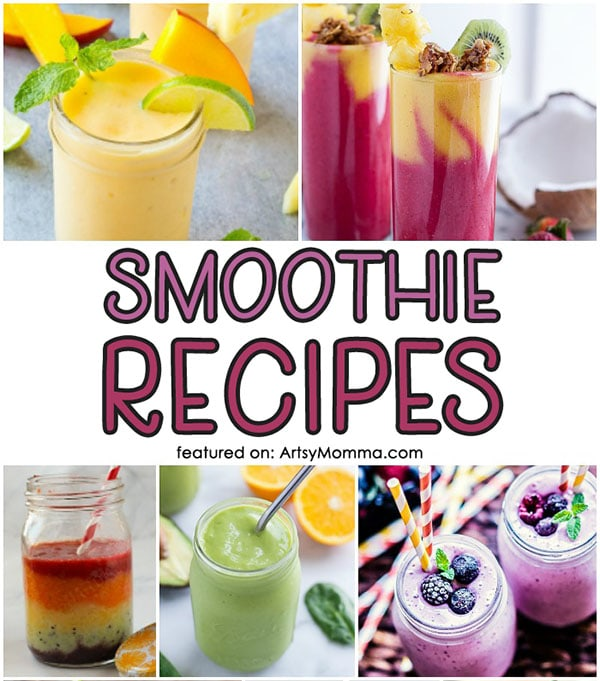 Easy & Fun Smoothie Recipe Collection