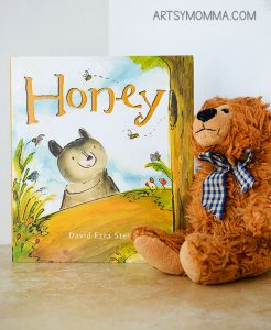 Kids Book Review: Honey by Ezra Stein