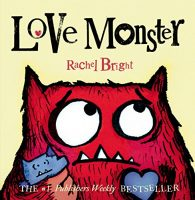 love monster Kids Book